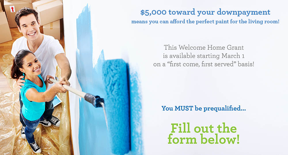See if you qualify for $5,000 toward your downpayment!